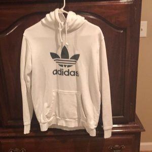 Adidas hoodie SZ small